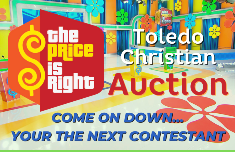 The Price is Right TC Auction