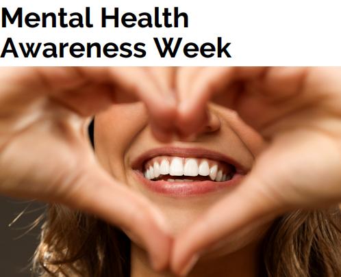 May is Mental Health Awareness month! Thumbnail Image