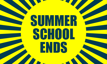 End of Summer School Featured Photo