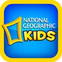national geographic kids icon/link
