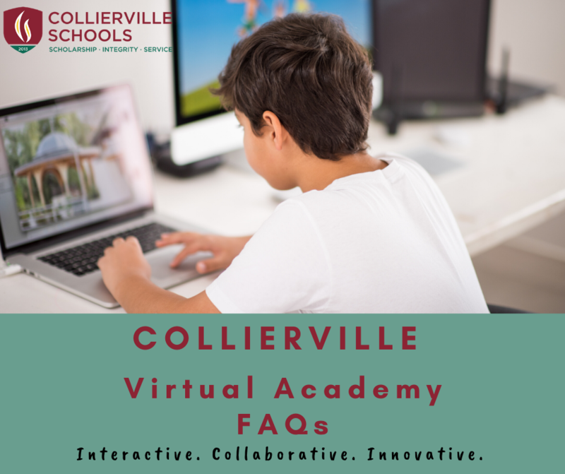 Collierville Virtual Academy - FAQs Featured Photo