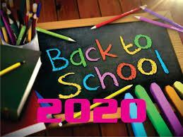 BACK TO SCHOOL 2020 Featured Photo