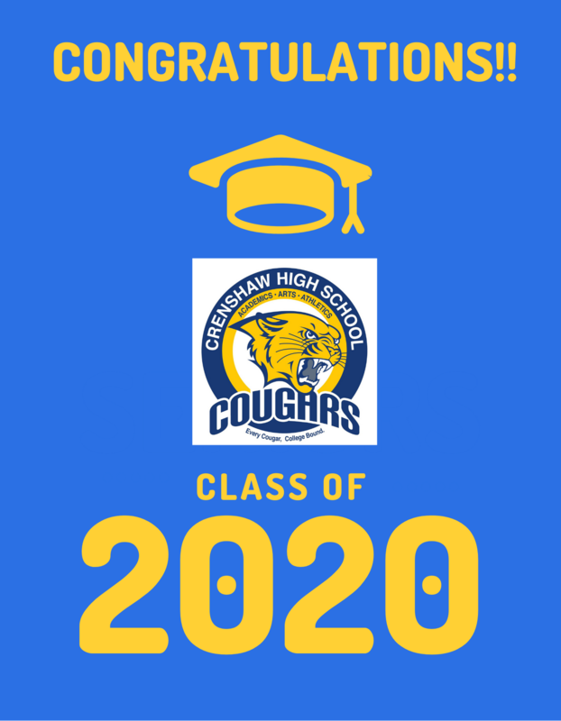 Congratulations to the class of 2020!!! Featured Photo