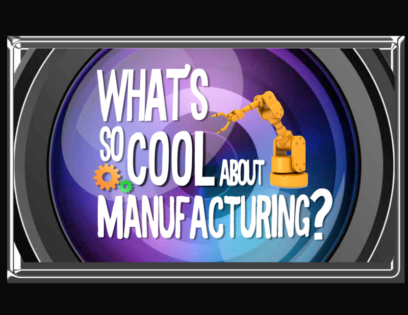What's So Cool About Manufacturing logo