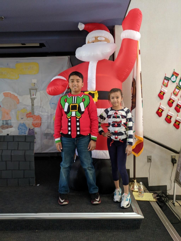 festive kids
