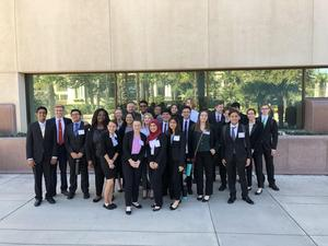 Hemet High School Mock Trial Team