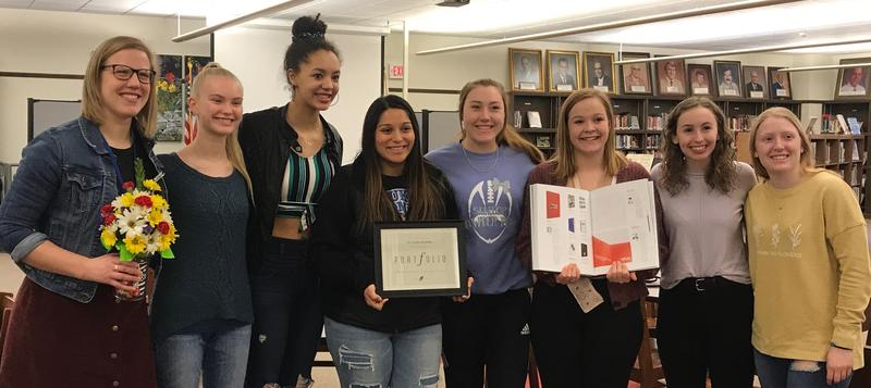 Rocky's Yearbook Wins Award for Innovation Featured Photo