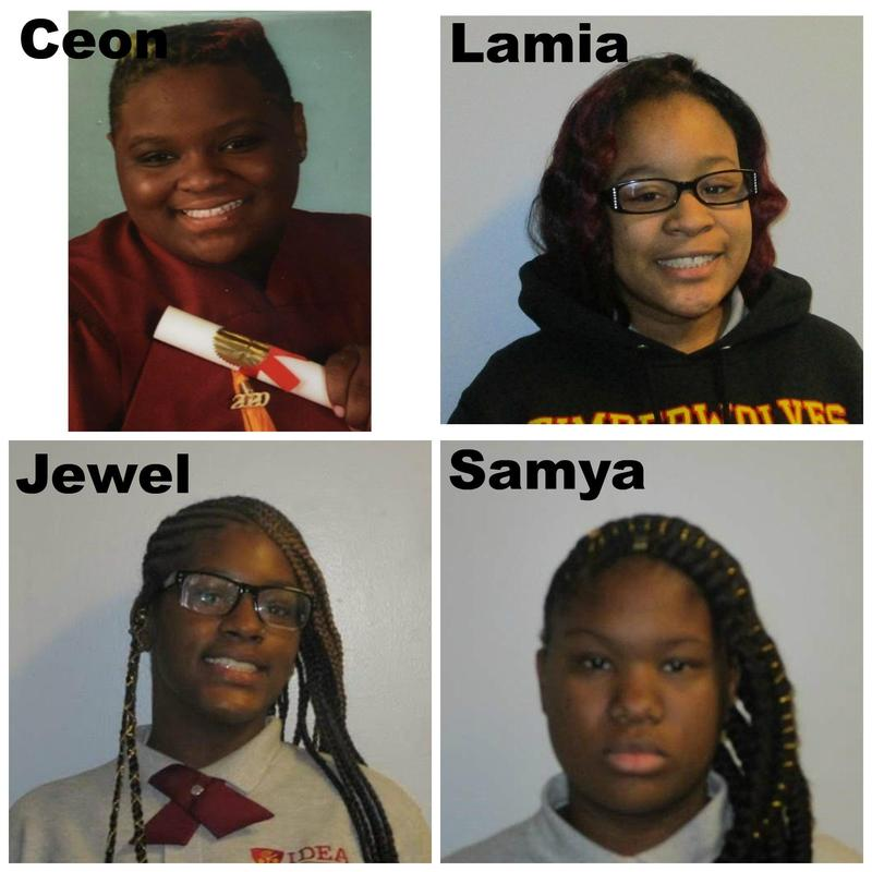 Congratulations to our June Scholars of the Month Thumbnail Image