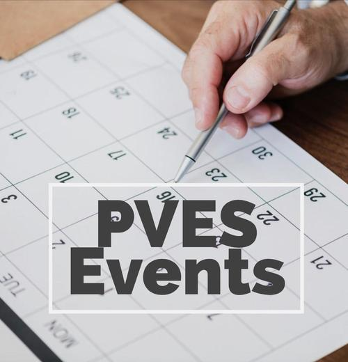 Picture of calendar - PVES Events