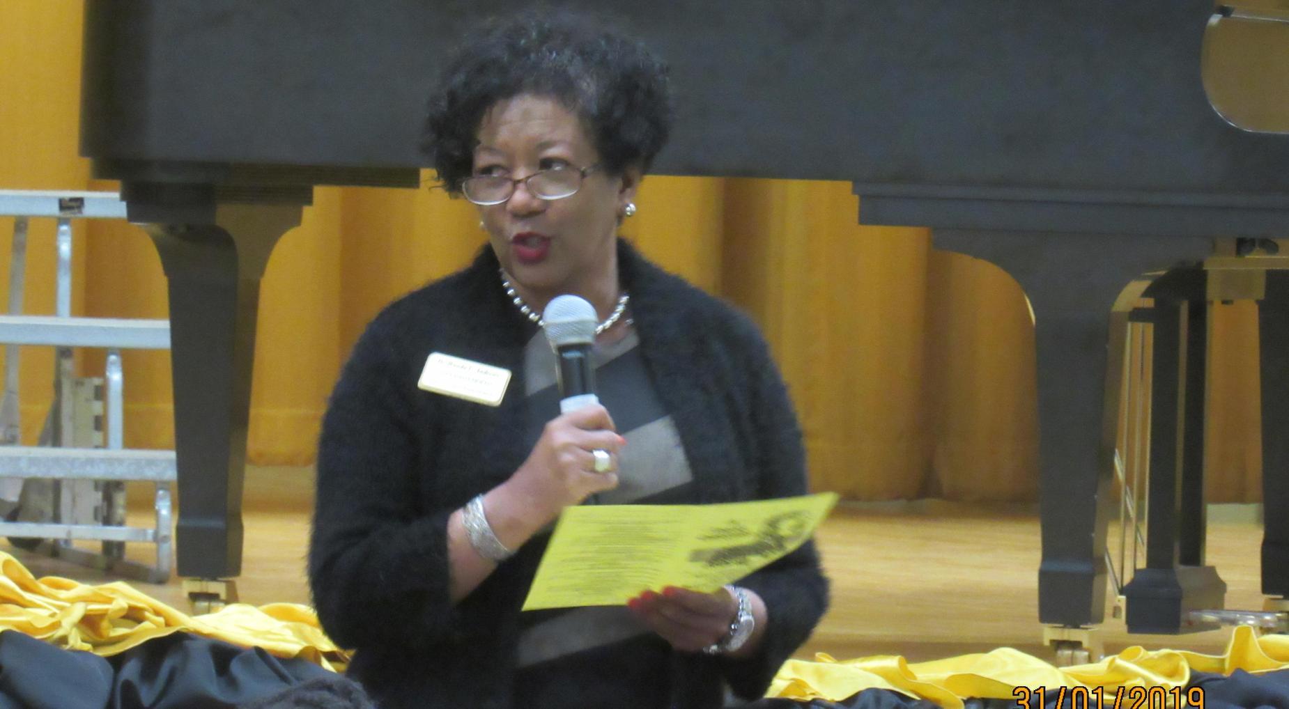 MLK Oratorical Speech Contest