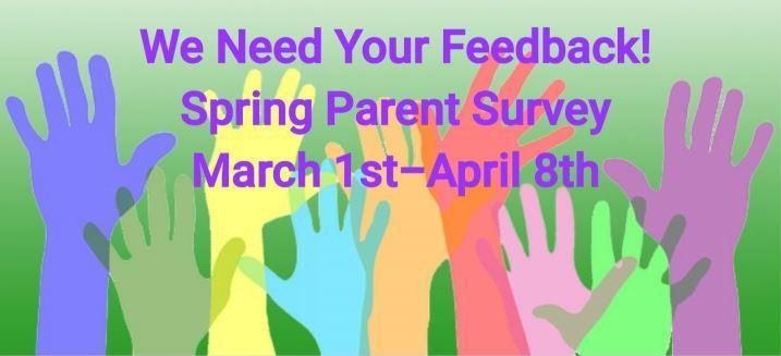 2021 Spring Survey