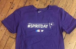 Purple Spirit Day t-shirt