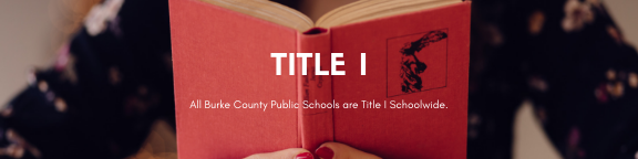 All BCPS schools are Title I schoolwide!