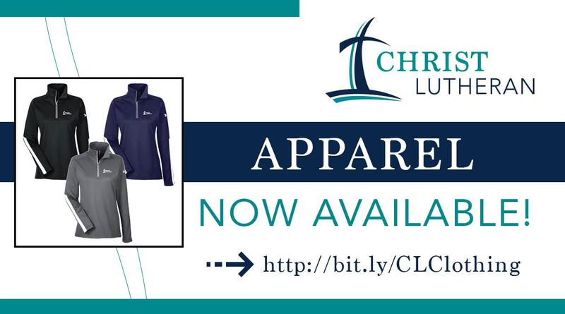 Christ Lutheran Apparel Featured Photo