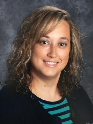 Principal, Amy Dowdle