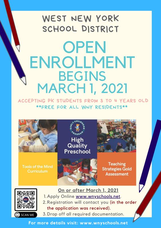 Open Enrollment Begins March 1st