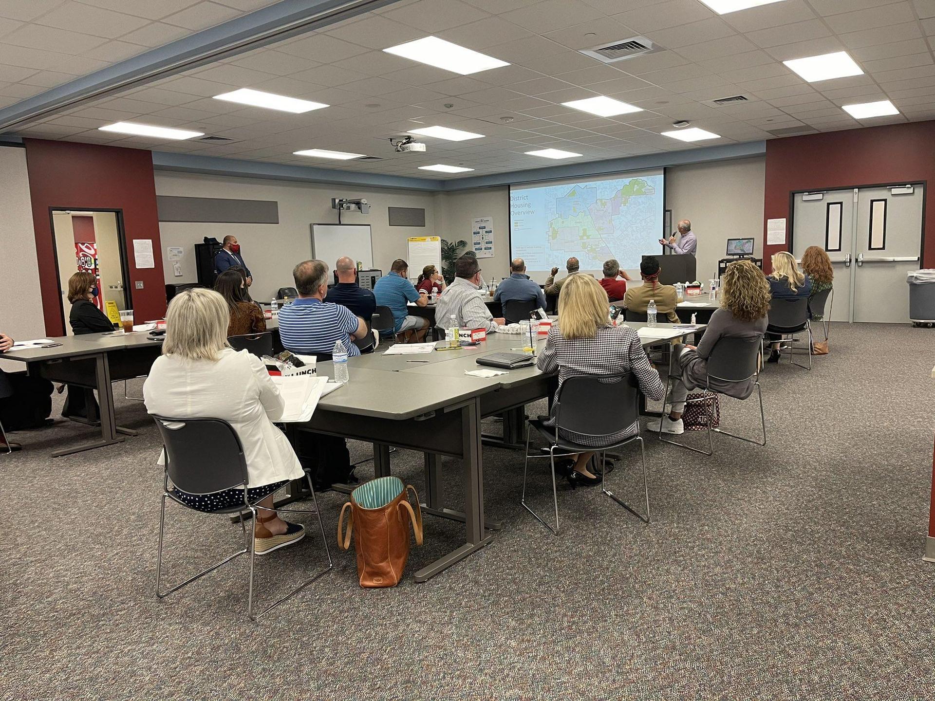 FSSC meeting photo