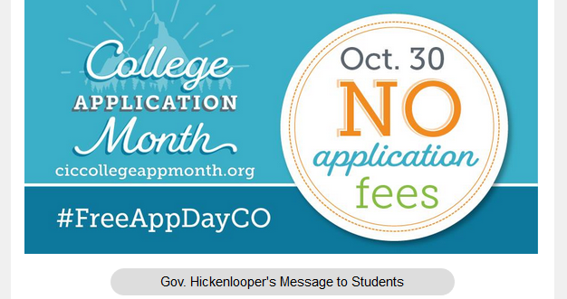 Free College Application Day Featured Photo