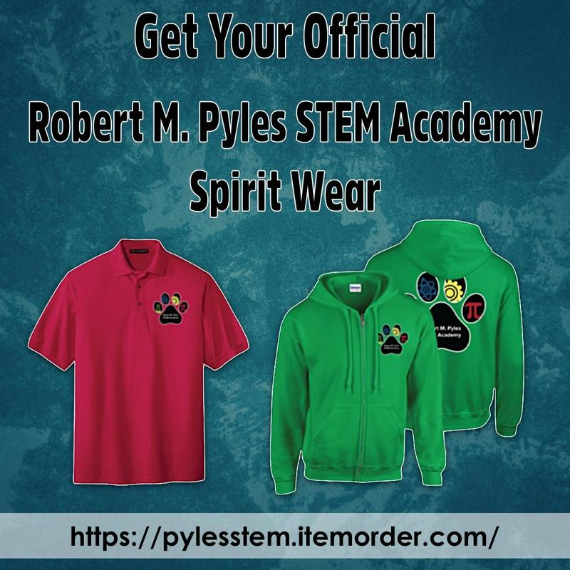 Robert M. Pyles Spirit Wear