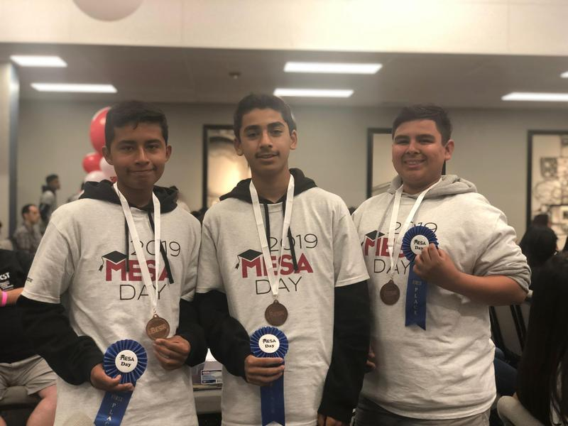 LNMS Wins at MESA Regionals Featured Photo