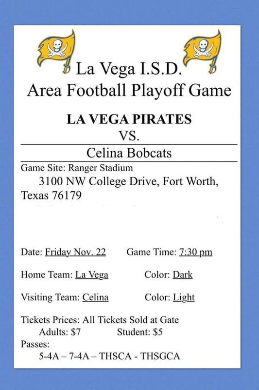 La Vega Advances to Area Playoffs Thumbnail Image