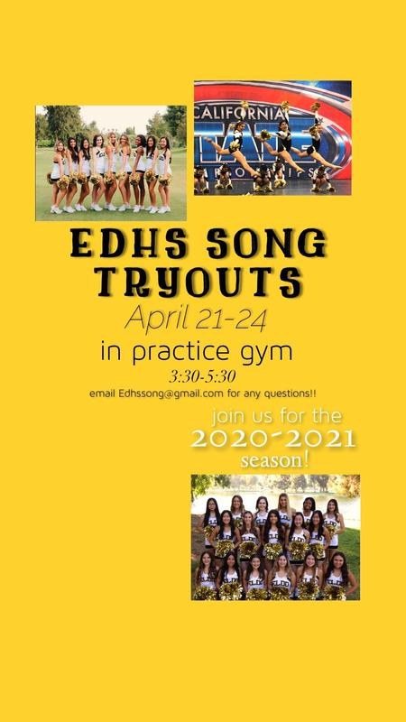 Song Tryouts