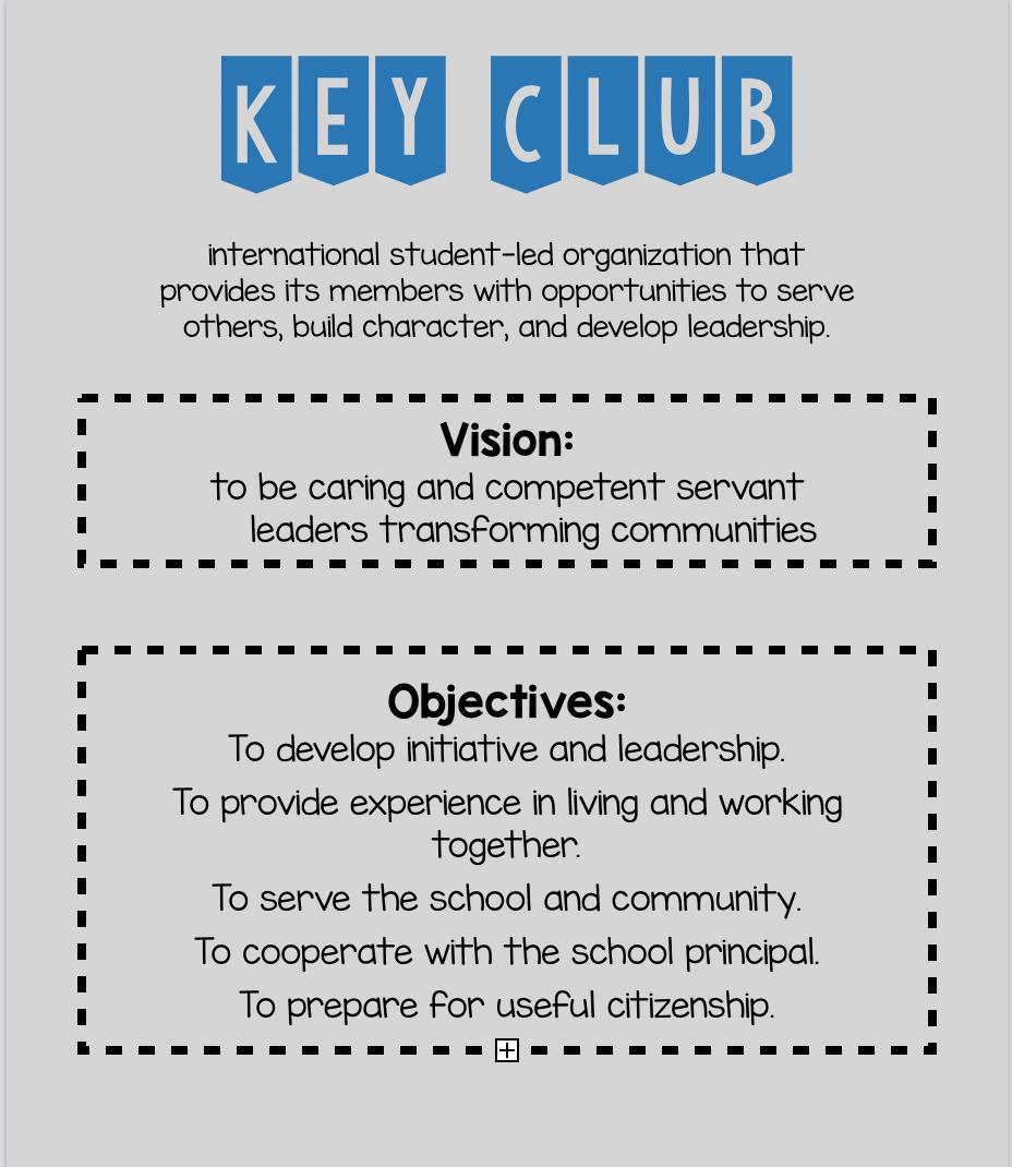 About Key Club