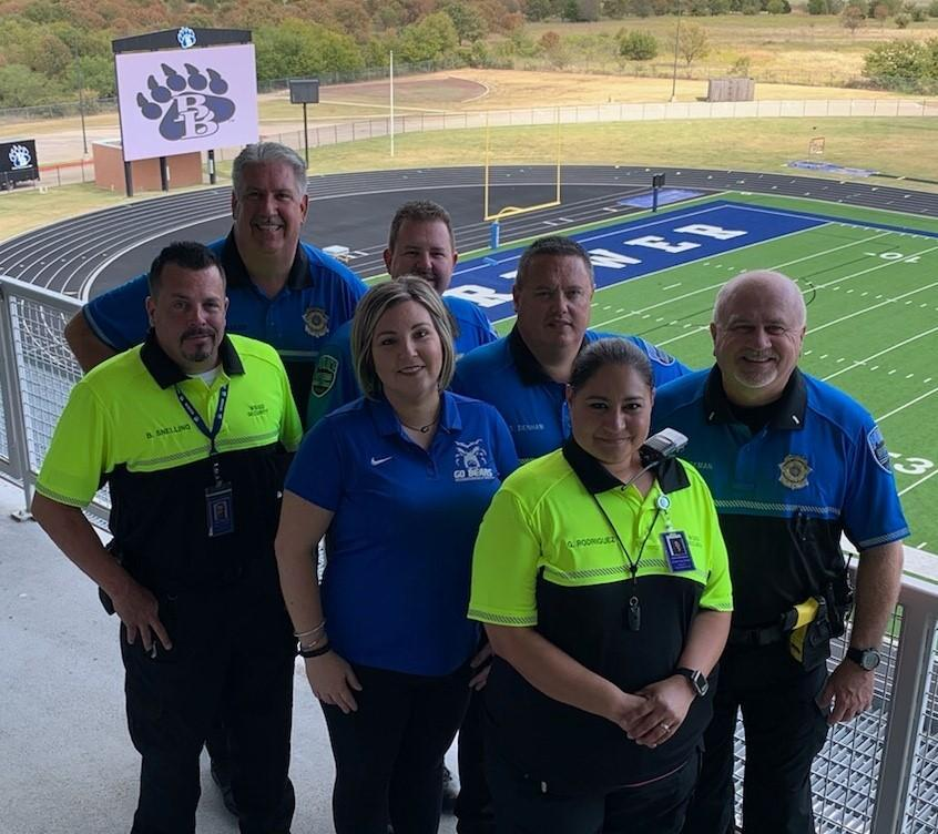 WSISD Police Department Group Photo