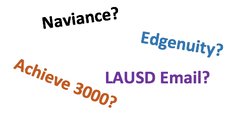 Need help accessing your email, Edgenuity, Achieve 3000 or Naviance? Thumbnail Image