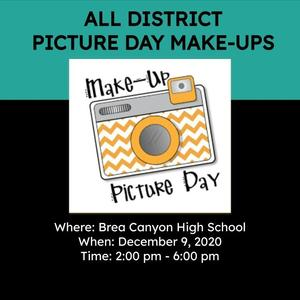 Picture Day Make-ups