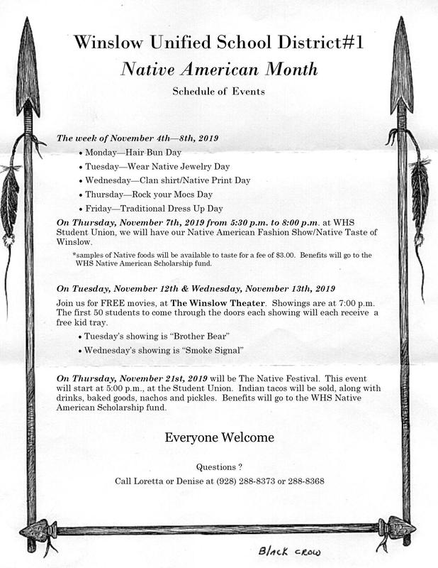 Celebrate Native American Month Featured Photo