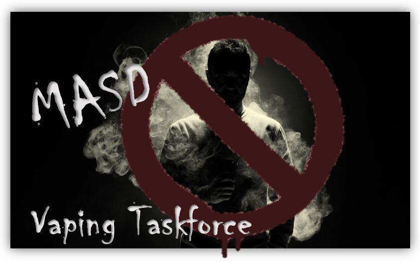 MASD Vaping Taskforce Image