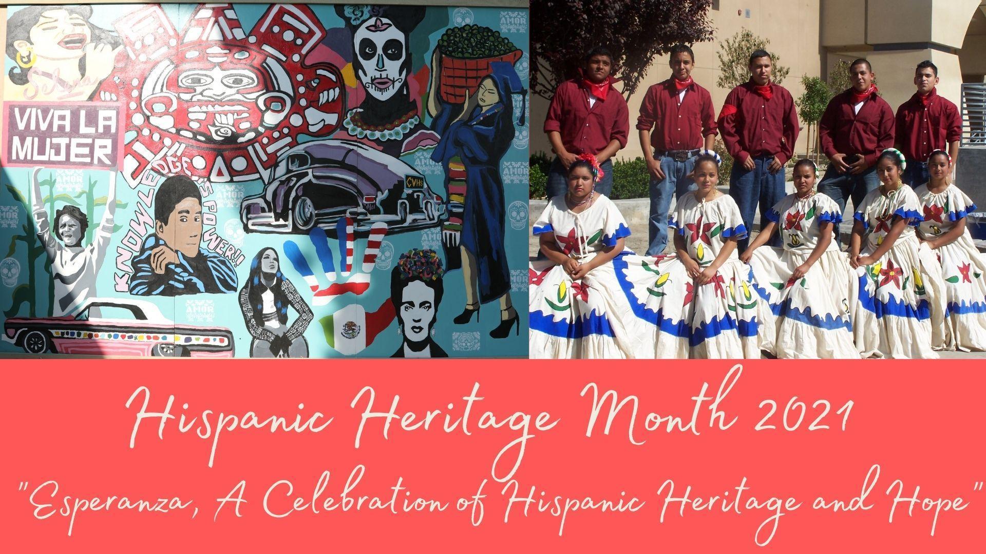 KHSD celebrates Hispanic Heritage Month