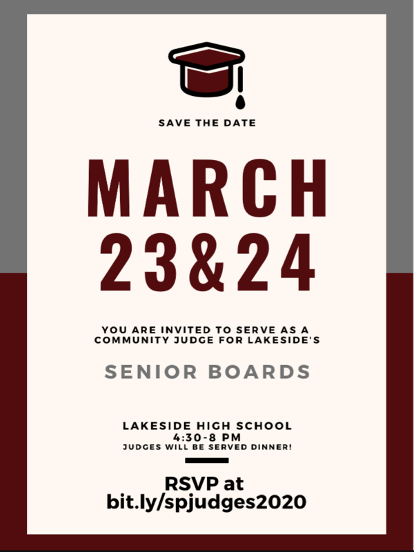 senior boards- march 23-24