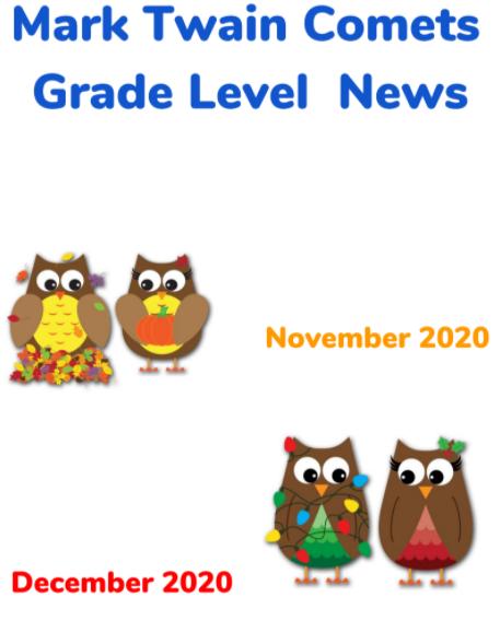 Grade Level News Featured Photo