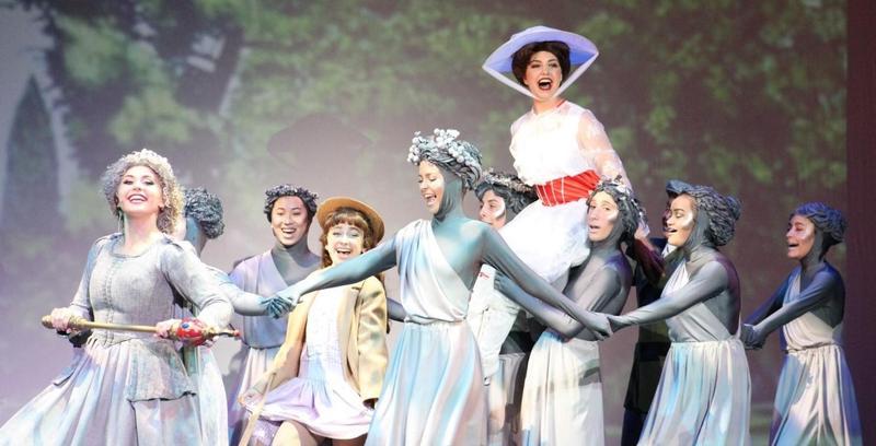 APA Mary Poppins