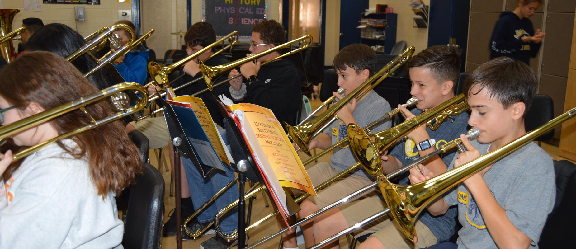 OMS Trumpet