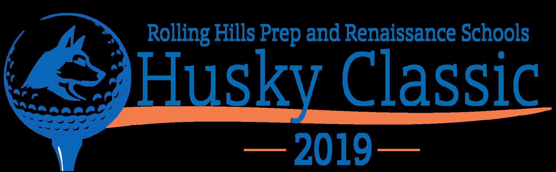 Husky Classic 2019 Logo