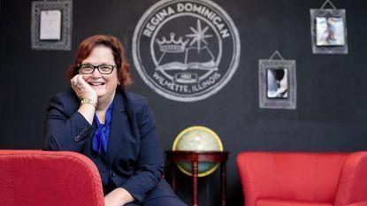 Regina Dominican Principal named Marguerite F. Key Fellow Featured Photo