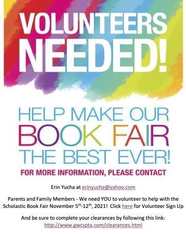 Volunteers Needed! Featured Photo
