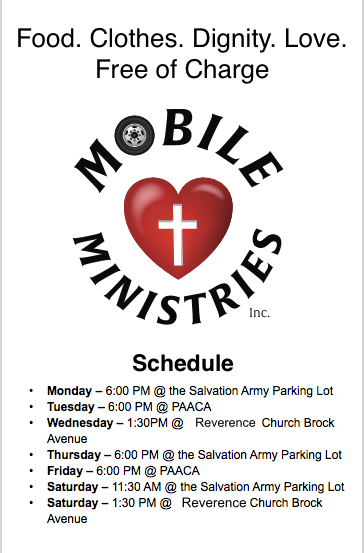 Mobile Ministries