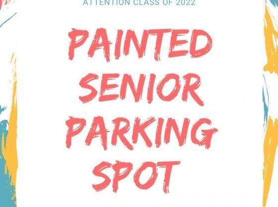Senior 2022 Parking Spots Thumbnail Image