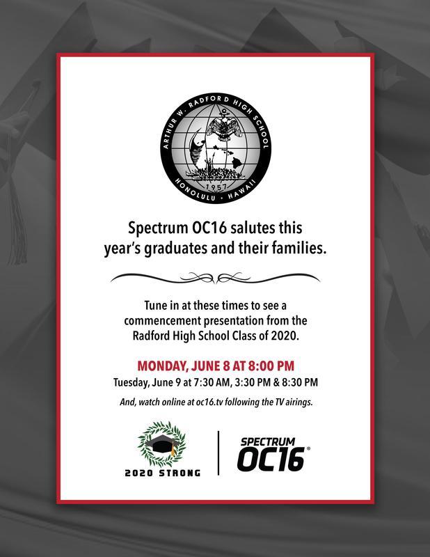 Commencement speakers on OC 16 June 8