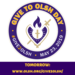 logo for give to olsh day with word Tomorrow!