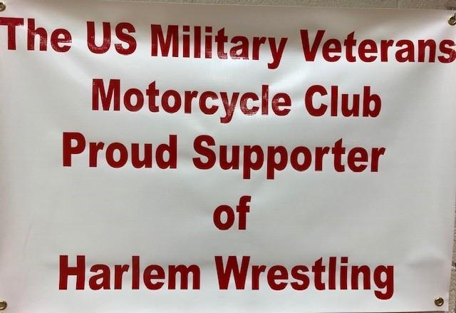 Military Club Banner