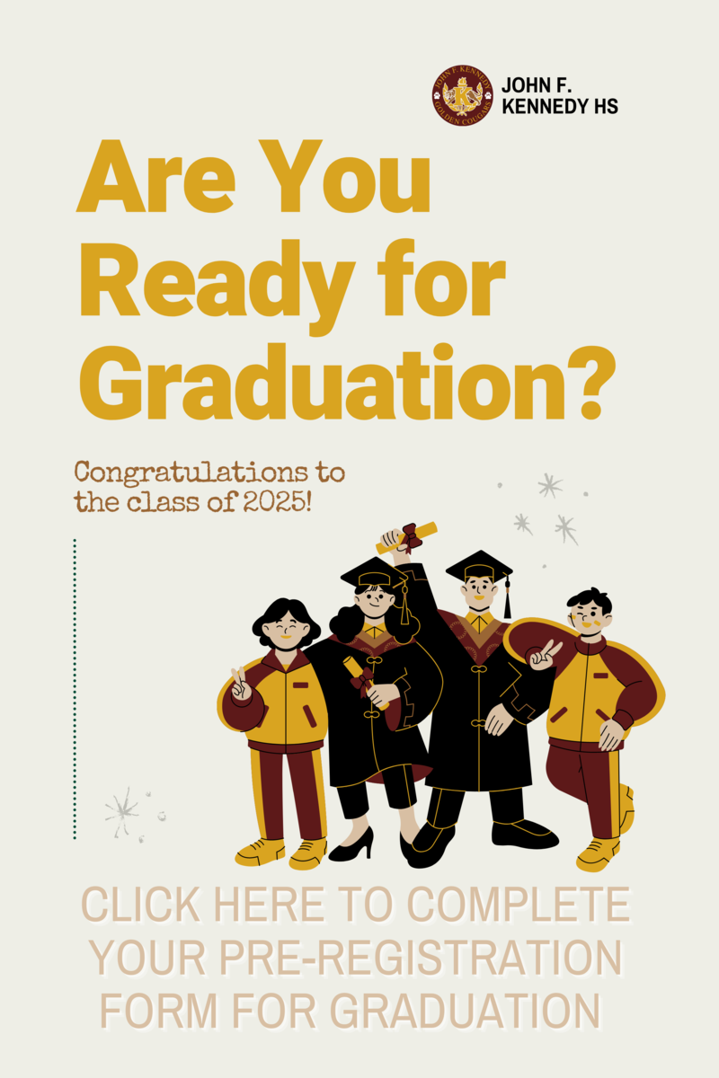 Graduating Seniors, Please Fill Out Pre-Registration Form for Graduation Featured Photo