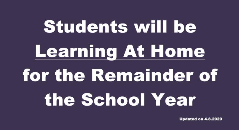 Remainder of School Year
