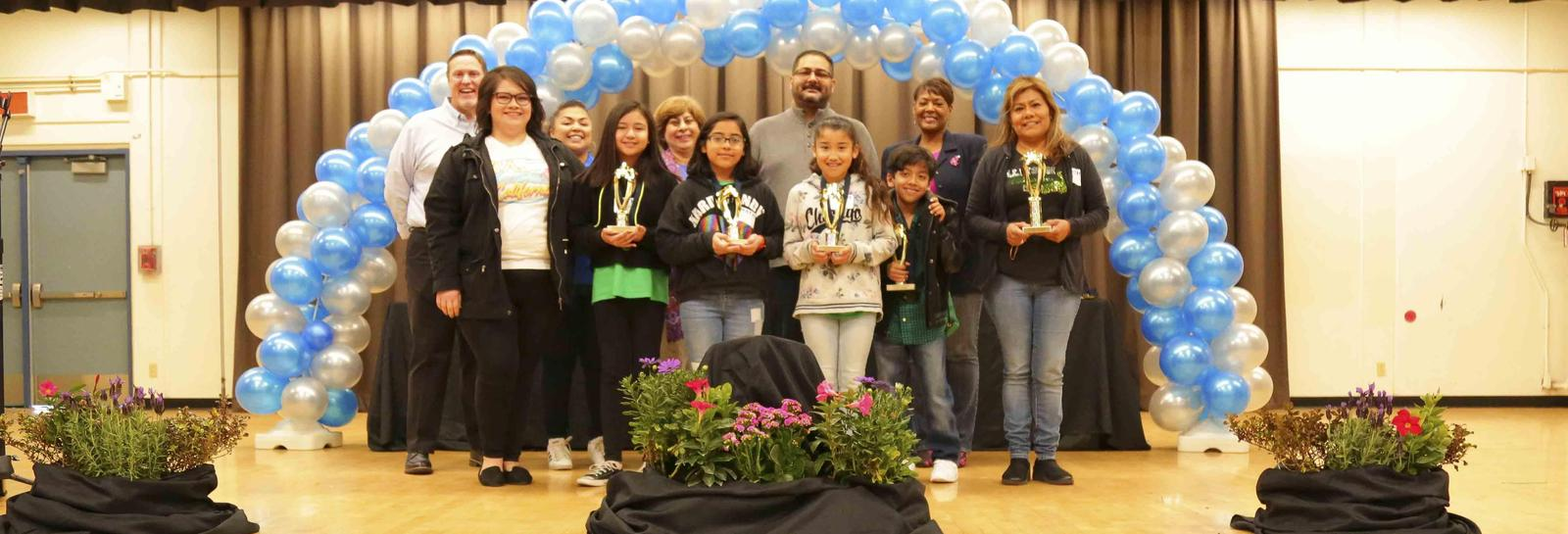 Allison Elementary's 4th Grade students take 2nd Place at the Math Field Day - Congratulations to all of our Gators that won 2nd Place at the Math Field Day held at Garey High. We are proud of your academic success! #proud2bepusd http://edl.io/n1149034