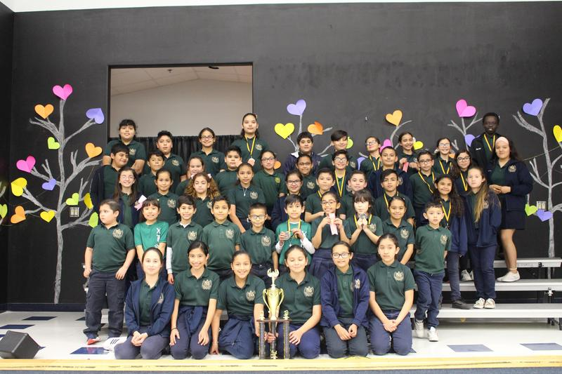 Vanguard Elementaries  Brings Home Gold from Various UIL Competitions! Featured Photo