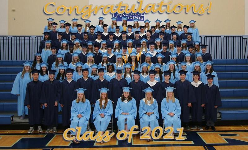 Class of 2021 Graduates! Featured Photo